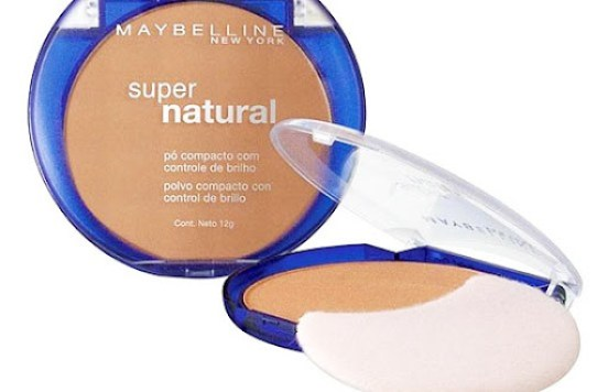 Pó Super Natural - Maybelline #1