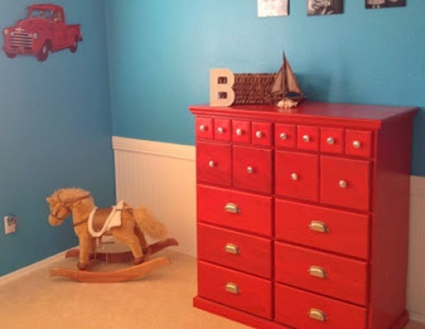 Paint colors for little boys room