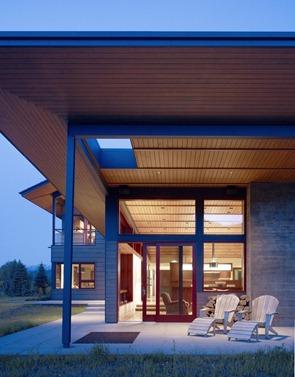 casa-moderna-hormigon-y-madera