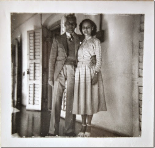 Gerald William Flynn Young & Rosemary Anne