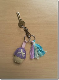Tassel Bag Charm Tutorial