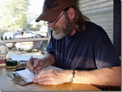 01 Mike drawing plans for steps Yarnell AZ (1024x768)