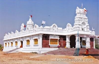 Sevagad Temple, Gutty, A.P