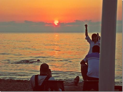 Sunrise @ Black Sea