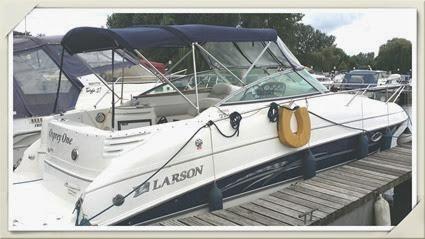Shiny Boat!
