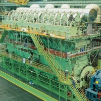 The Largest And Most Powerful Diesel Engine in The World