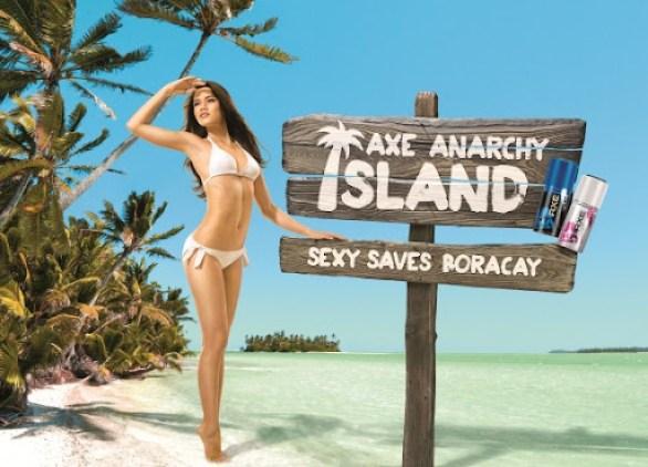 Axe Anarchy Island - KV