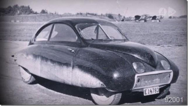 Saab 92001 V