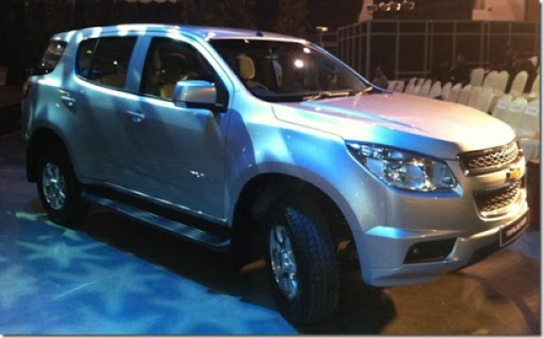 Chevrolet TrailBlazer 2013 (1)