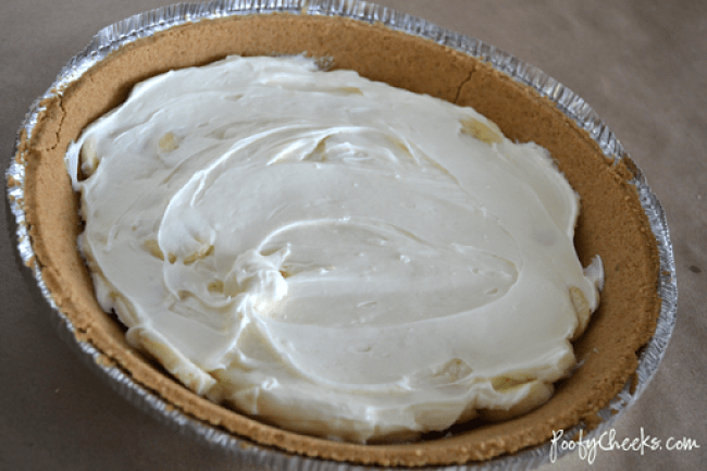 Banana Split Pie - #dessert #summer #pie
