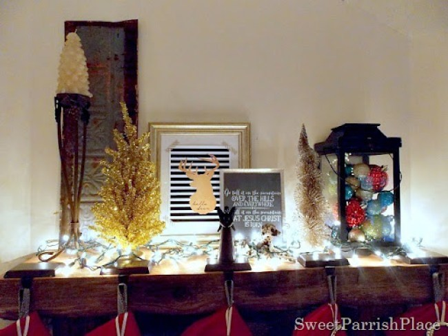 christmas 2014 mantle1