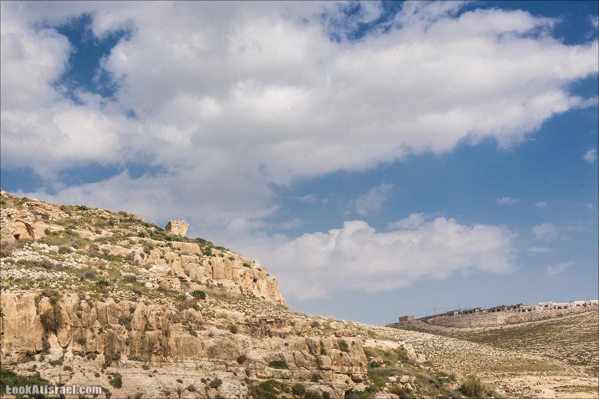 LookAtIsrael.com - Ущелья Харитона и Суккийская лавра в ущелье Ткоа | Wadi Tekoa and Hariton Cave | נחל תקוע מערת חריטון