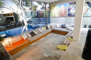 Decoracion de salon moderno Casa 24 Dane Design Australia