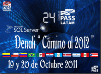 SQL PASS LATAM 24Hours - 2011