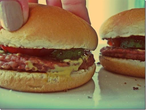 healthiest unhealthy burger