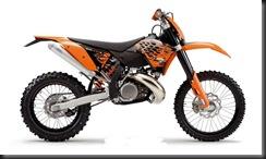 KTM 300 EXC 08