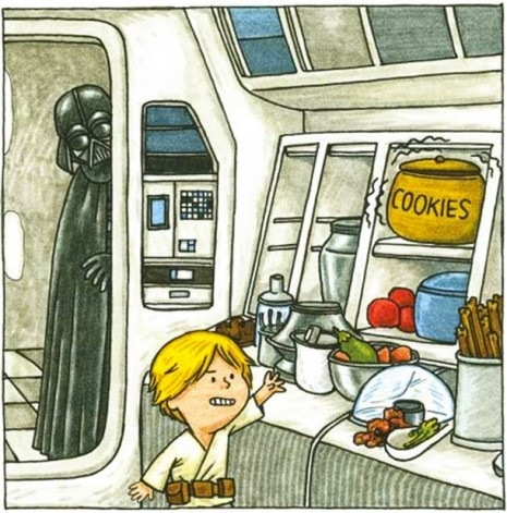 Darth Vader Good Father 10