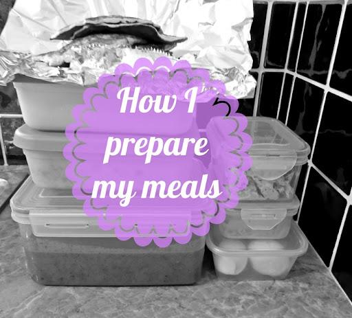 preparing meals for the week1