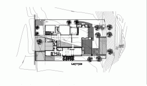 Plano-plana-baja-casa-s-lassala-elenes-arquitectos