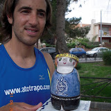 Entrega regalo a Nacho por su boda (30-Mayo-2009)