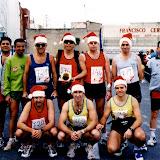XIV Media Maratón de Aspe (20-Diciembre-1998)