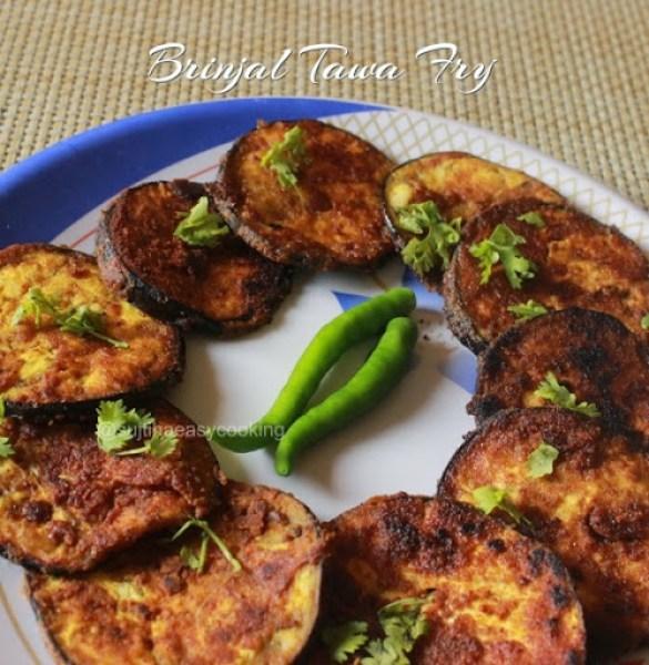 Brinjal Tawa Fry1
