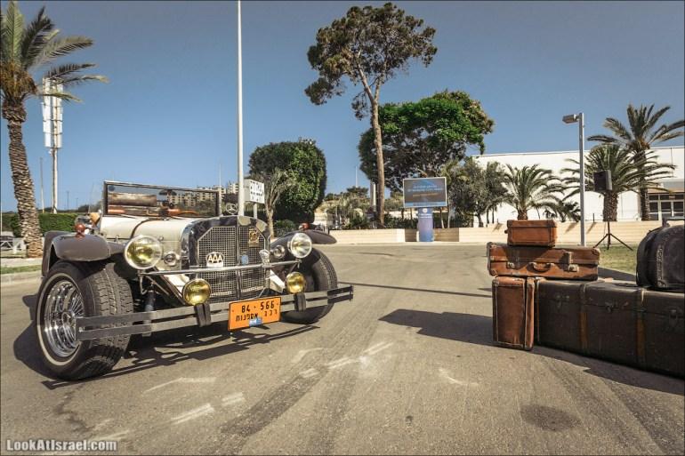 Все интересное с улиц Тель Авива. LookAtIsrael.com - Фото путешествия по Израилю