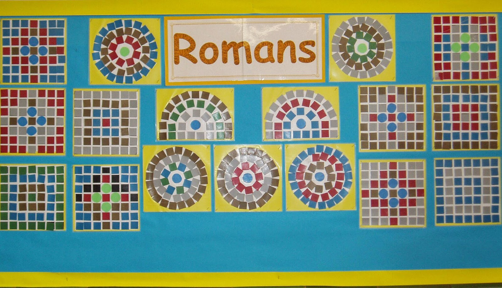 Related Keywords Amp Suggestions For Mosaic Art Ks2