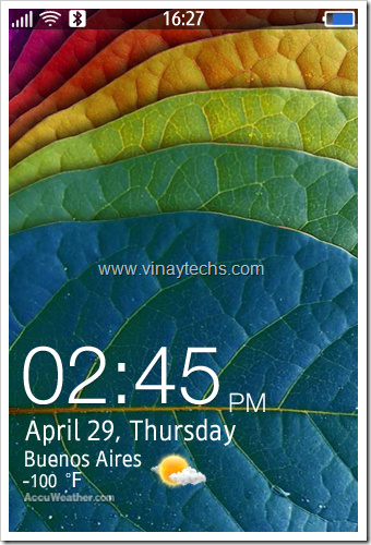 samsung wave m y themes