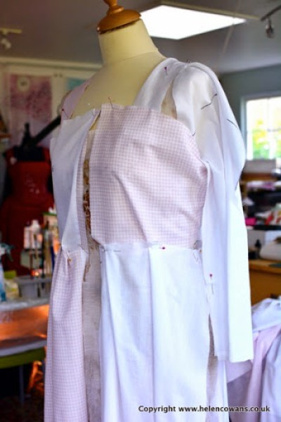 Kirtle alterations 1