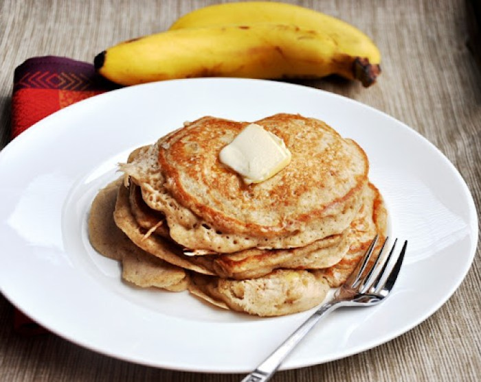 eggnog pancakes 003