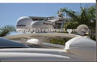 Parabólica de 37cm de diâmetro que custa 27 mil reais