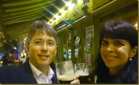 pub em Dublin, Irlanda