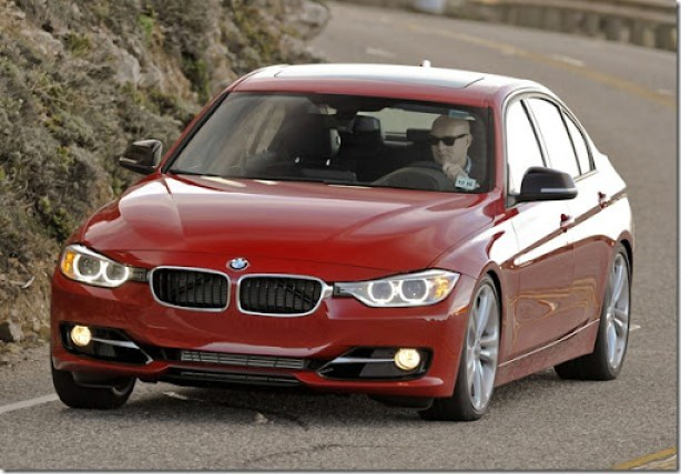 Novo BMW Série 3 é lançado oficialmente por R$ 171 (2)