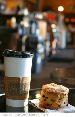 'Coffee and Scone' photo (c) 2008, Chris Kantos - license: http://creativecommons.org/licenses/by-nd/2.0/