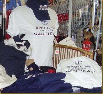 tshirt nautical