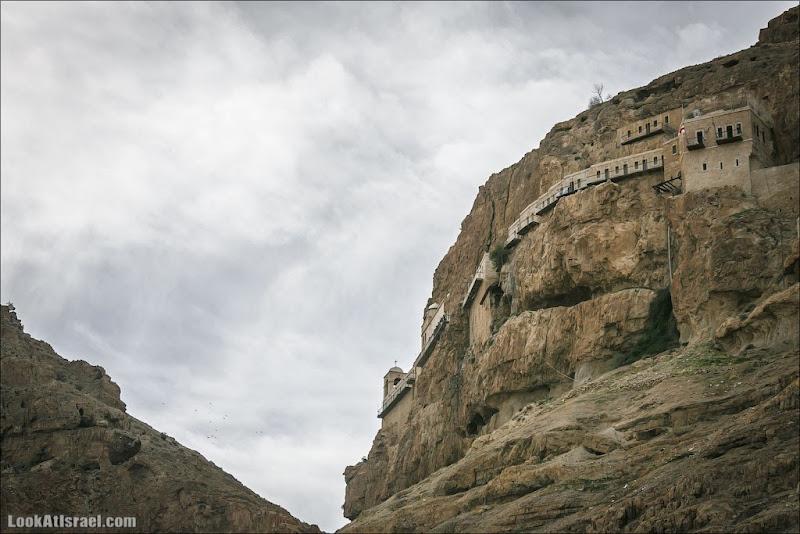 Монастырь Искушения в Иерихоне (Каранталь)
