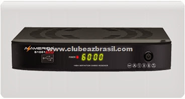 AZAMERICA S1001 PLUZ