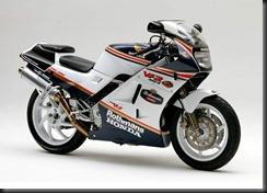 Honda VFR400R 87  5