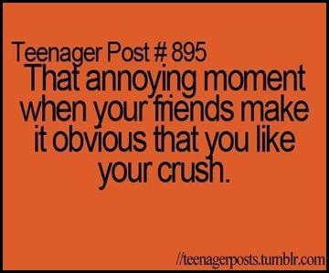 teenage problem