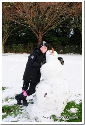 Ric snowman1
