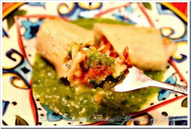 Tamales de pollo con verduras2a