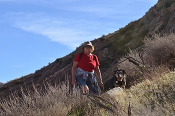 Whitewater Canyon Loop Trail