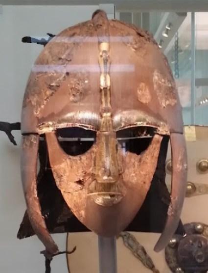 Not a Viking Helmet