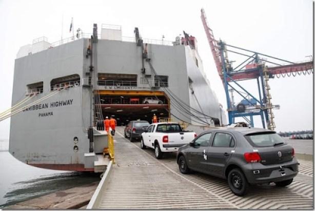 Volkswagen-Gol-Exportacao
