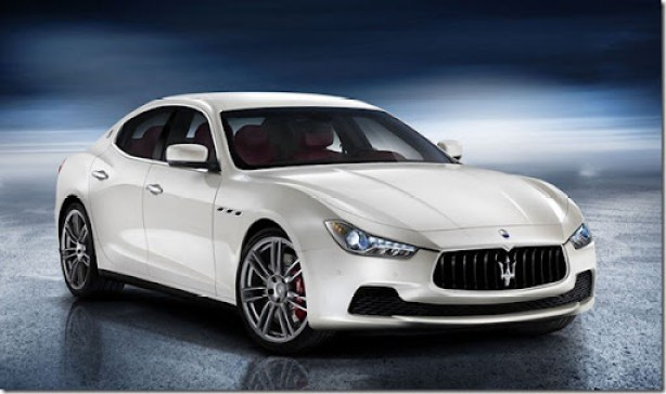 Maserati Ghibli 2014 (1)