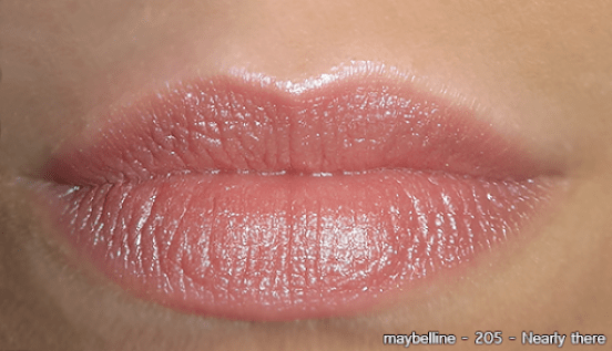 maybelline batom 205 - nearly there
