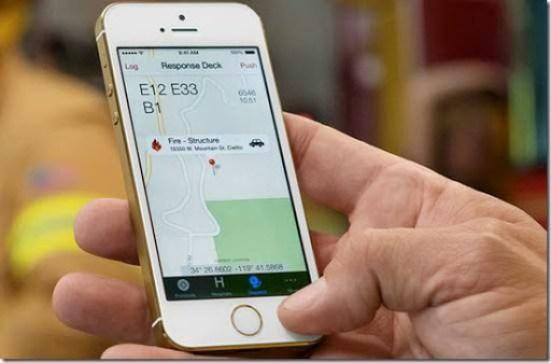 fitur menu iphone asli dengan iphone palsu replika