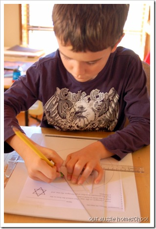 Our Aussie Homeschool ~ RightStart Math