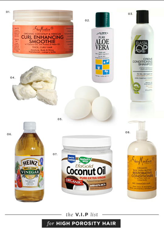 Newbie Natural Monday : The Science of Natural Hair